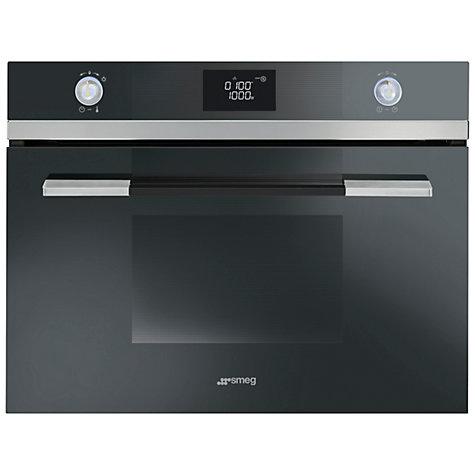 Buy Smeg Sf4120mcn Linea Aesthetic Combination Microwave