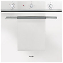 Buy Smeg SF102GV Linea Aesthetic Single Oven Online at johnlewis.com