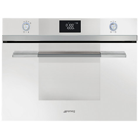 Buy Smeg Sf4120mb Linea Aesthetic Microwave Oven With