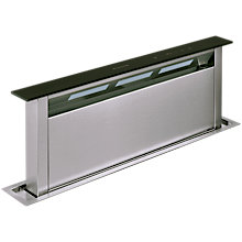 Buy KitchenAid KEBDS90020 Downdraft Cooker Hood, Stainless Steel Online at johnlewis.com