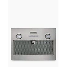 Buy KitchenAid KEBES60010 Canopy Cooker Hood, Stainless Steel Online at johnlewis.com