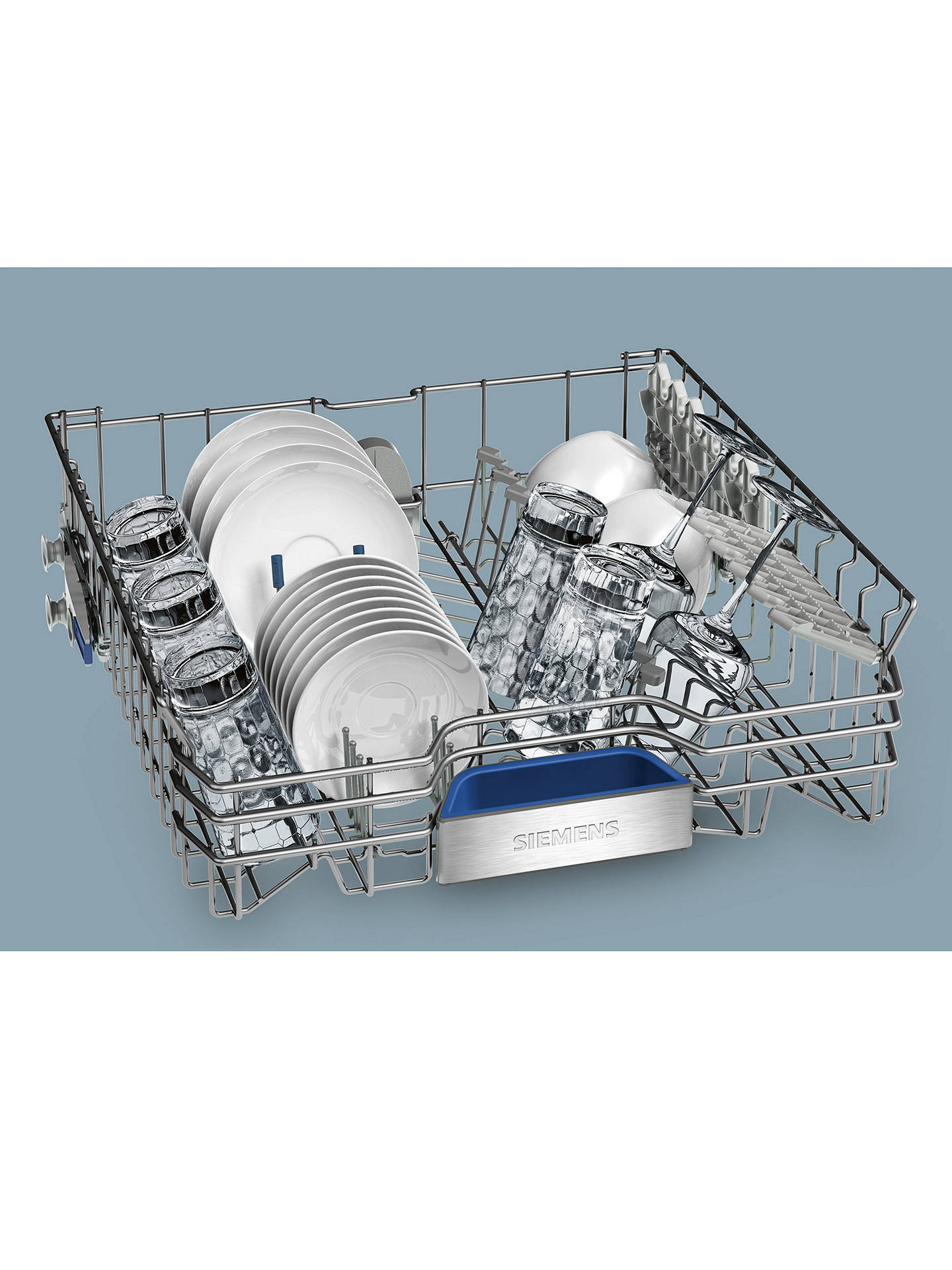 BuySiemens SN678D06TG Integrated Dishwasher with Home Connect Online at johnlewis.com