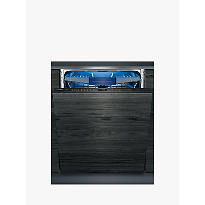 Image of Siemens SN658D00MG Integrated Dishwasher, Stainless Steel