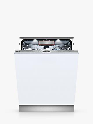 Neff S515T80D1G Integrated Dishwasher, White