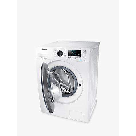 Buy Samsung WW90J5456FW ecobubble™ Freestanding Washing ...