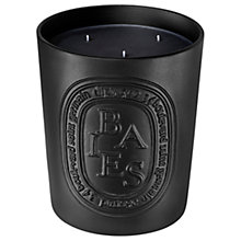 Buy Diptyque Baies Scented Candle, 600g Online at johnlewis.com
