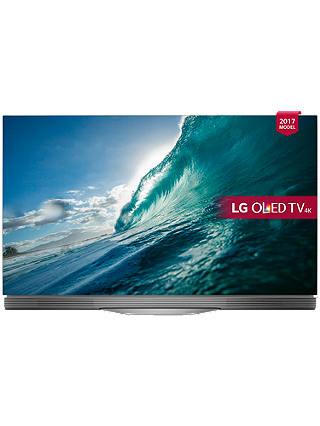 LG OLED55E7N OLED HDR 4K Ultra HD Smart TV, 55