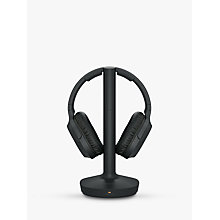 Buy Sony MDR-RF895RK Wireless Over Ear Digital Headphones Online at johnlewis.com