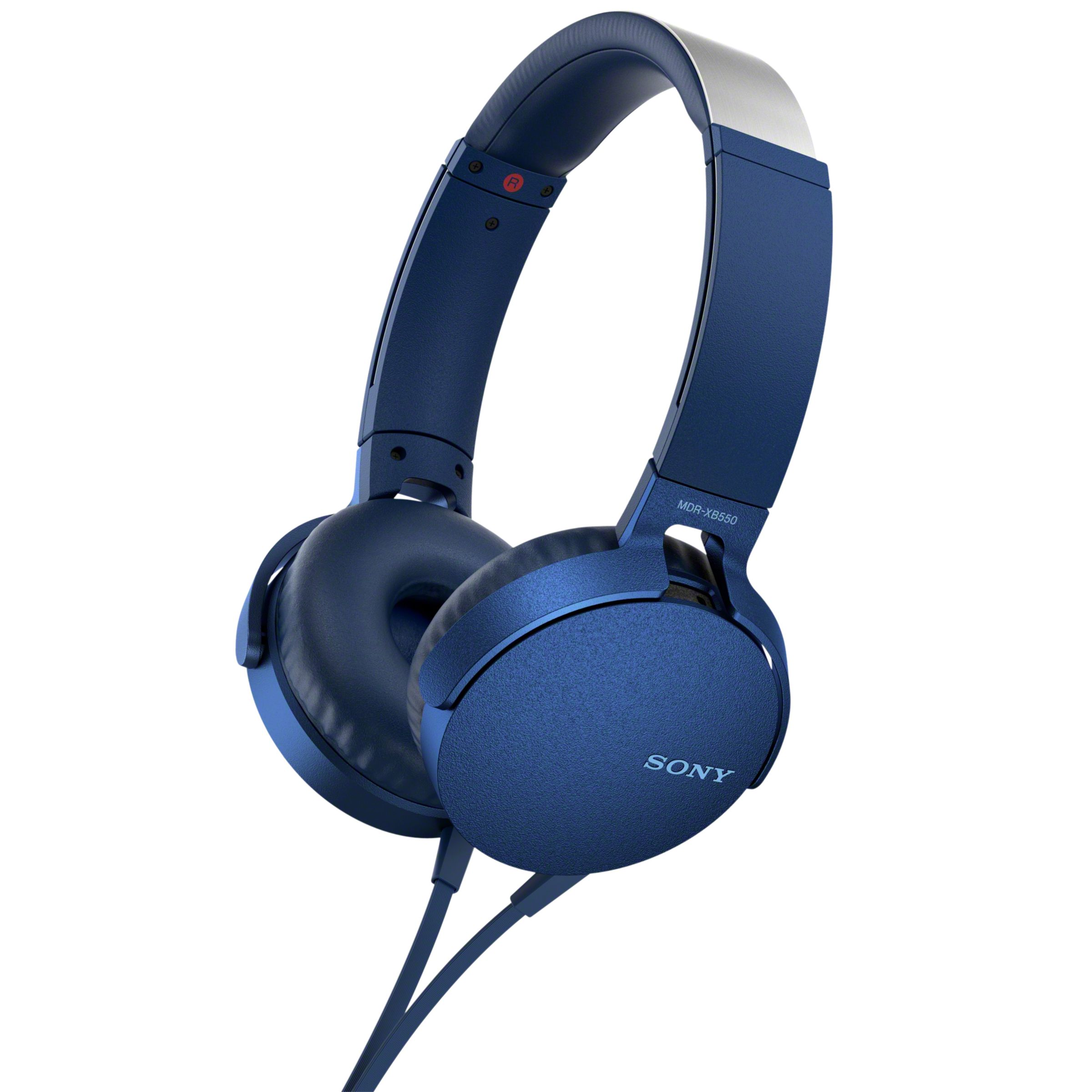 Sony Sony MDR-XB550AP Extra Bass On-Ear Headphones with Mic/Remote