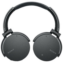 Buy Sony MDR-XB950N1 Noise Cancelling Extra Bass Bluetooth NFC Over-Ear Headphones Online at johnlewis.com