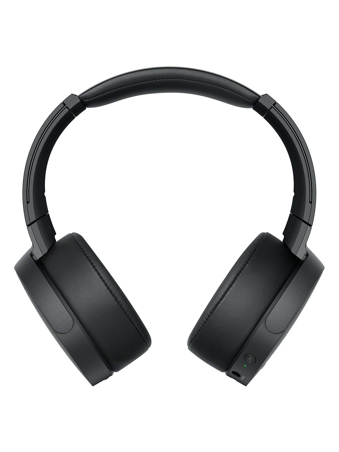 ... BuySony MDR-XB950N1 Noise Cancelling Extra Bass Bluetooth NFC Over-Ear Headphones, Black ...