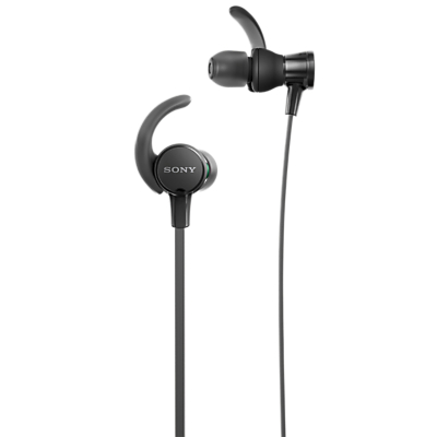 Image of Sony MDR-XB510AS Extra Bass Splash Resistant Sports In-Ear Headphones with Mic/Remote