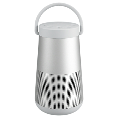 Image of BOSE SoundLink Revolve Portable Bluetooth Wireless Speaker - Grey, Grey