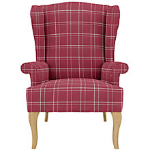 Buy John Lewis Shaftesbury Armchair, Light Leg Online at johnlewis.com