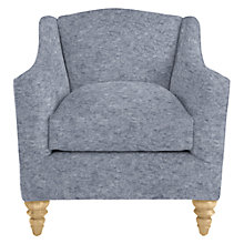 Buy John Lewis Melrose Armchair, Light Leg Online at johnlewis.com