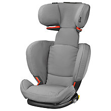 Buy Maxi-Cosi Rodifix Air Protect Group 2/3 Car Seat, Concrete Grey Online at johnlewis.com