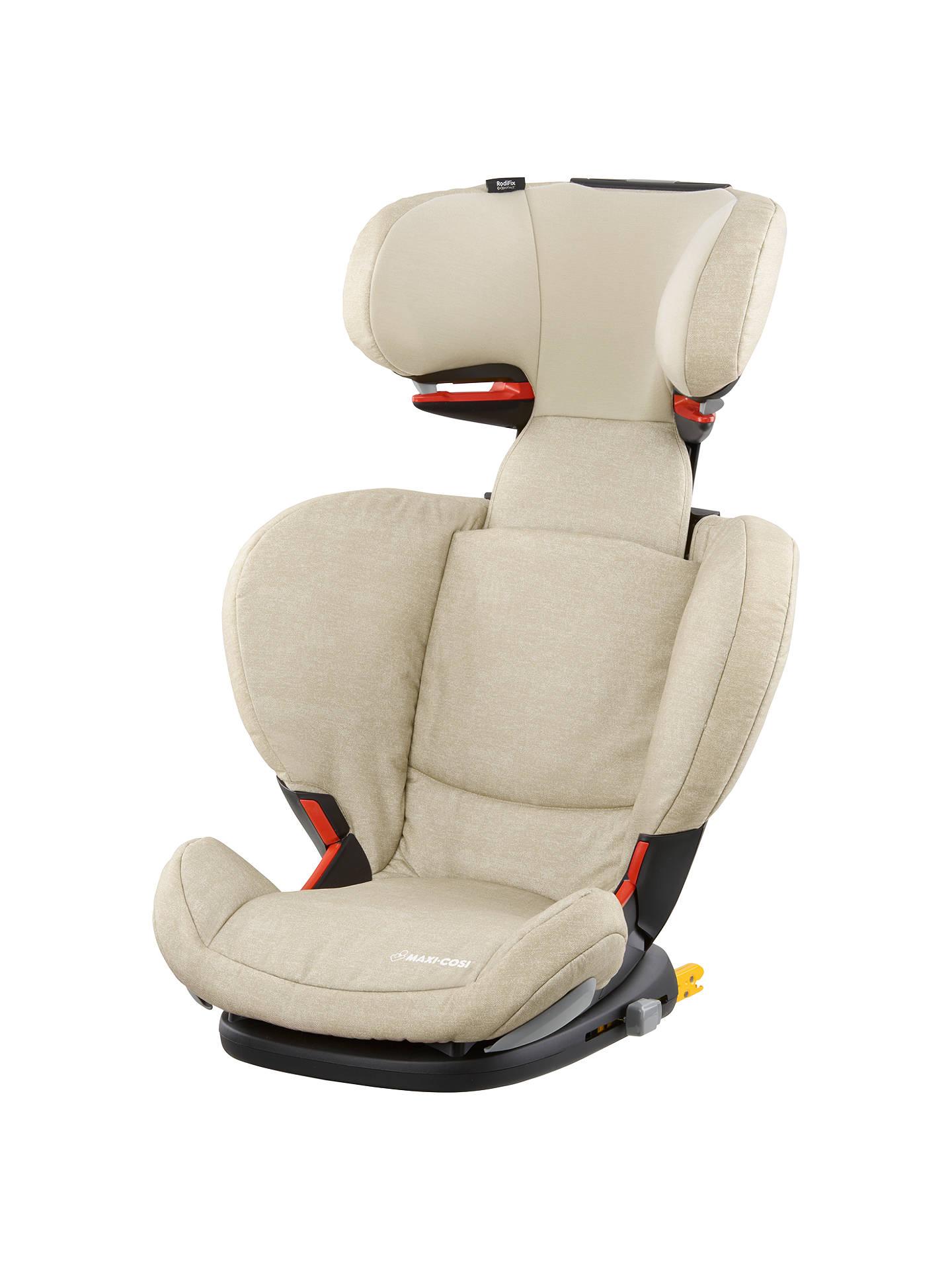 maxi cosi rodifix air protect group 2 3 car seat beige at. Black Bedroom Furniture Sets. Home Design Ideas