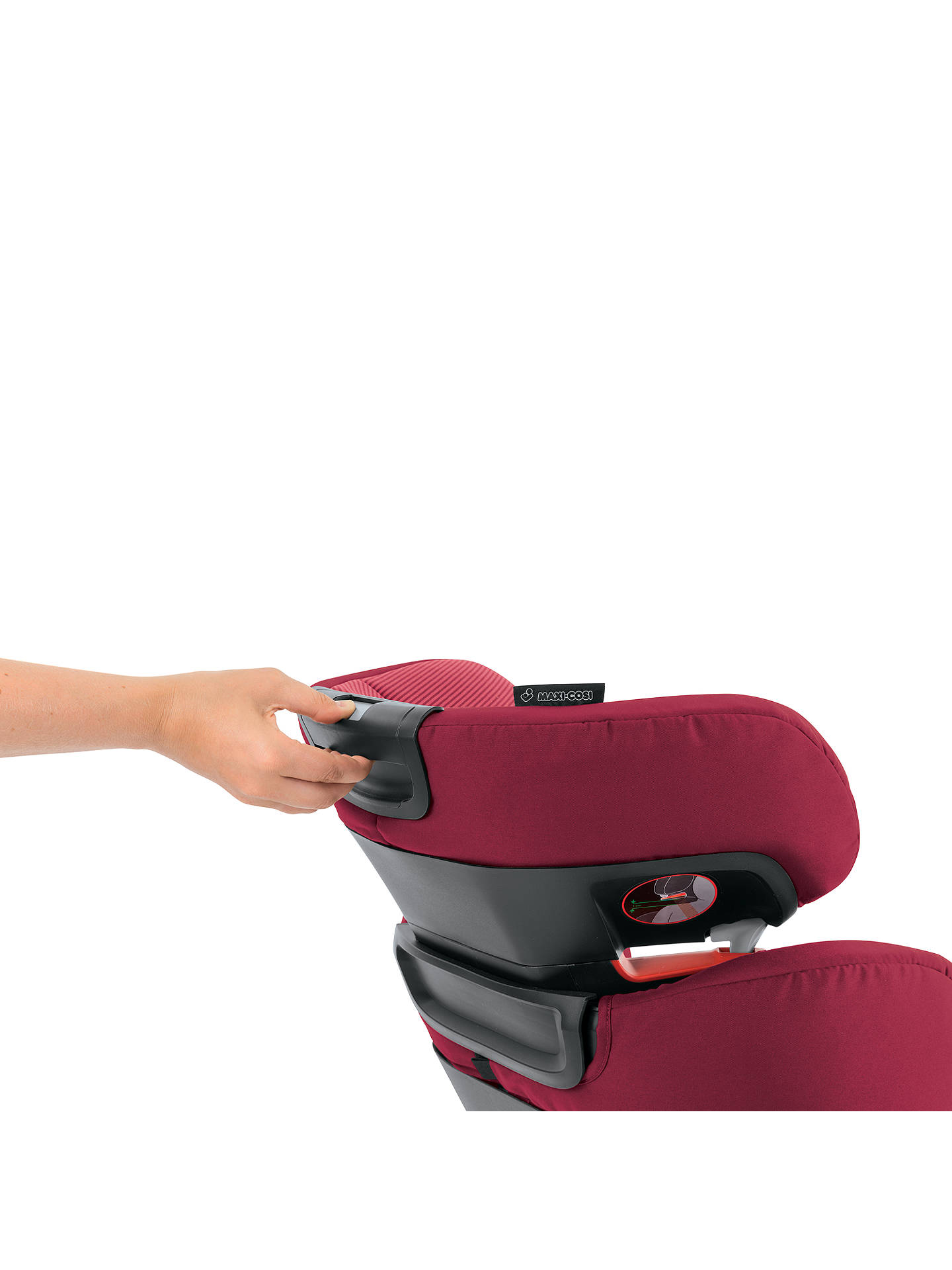 BuyMaxi-Cosi Rodifix Air Protect Group 2/3 Car Seat, Robin Red Online at johnlewis.com