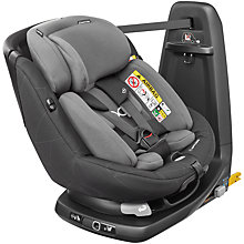 Buy Maxi-Cosi AxissFix Plus i-Size Car Seat, Black Diamond Online at johnlewis.com