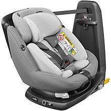 Buy Maxi-Cosi AxissFix Plus Group 0+ and 1 Car Seat, Concrete Grey Online at johnlewis.com