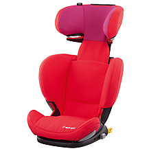 Buy Maxi-Cosi Rodifix Air Protect Group 2/3 Car Seat, Red Orchid Online at johnlewis.com