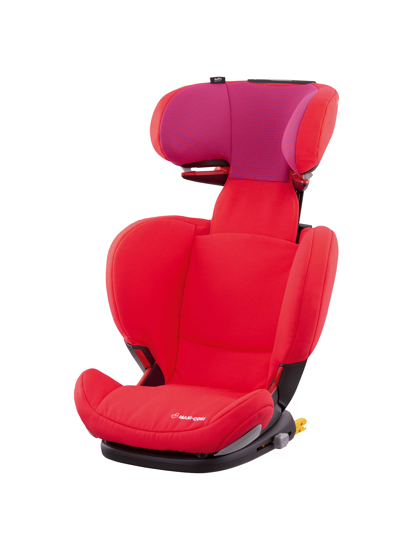 maxi cosi rodifix air protect group 2 3 car seat red orchid at john lewis partners. Black Bedroom Furniture Sets. Home Design Ideas