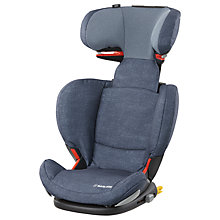 Buy Maxi-Cosi RodiFix AirProtect Group 2/3 Car Seat, Nomad Blue Online at johnlewis.com