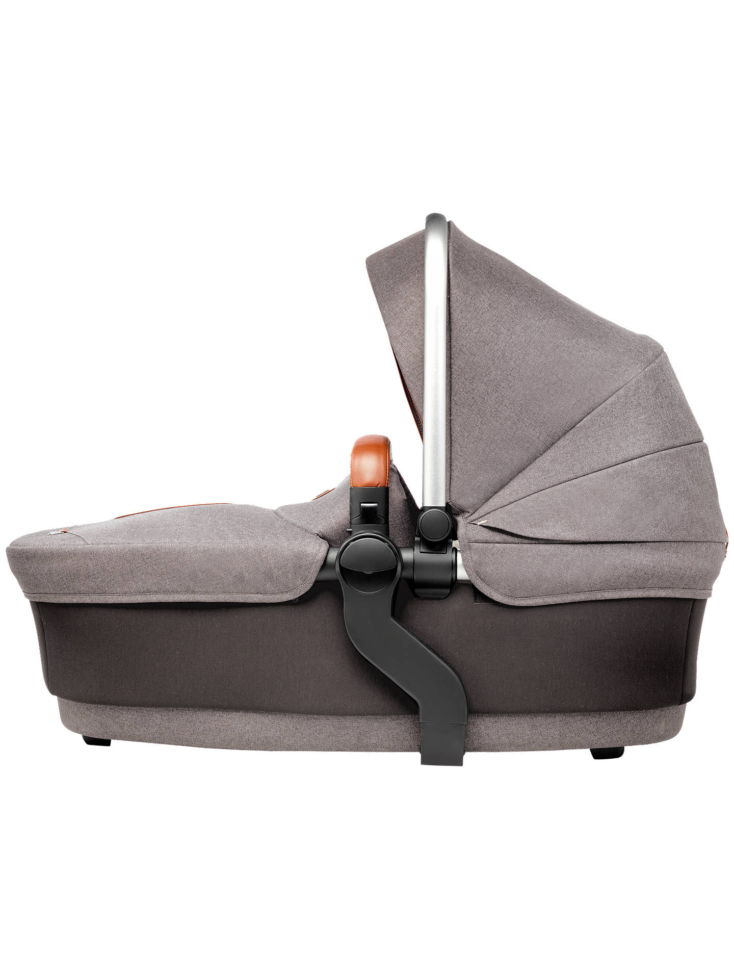 BuySilver Cross Wave Carrycot, Sable Online at johnlewis.com