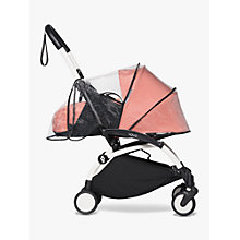 Buy Babyzen Yoyo+ Pushchair Raincover Online at johnlewis.com