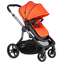 Buy iCandy Orange Pushchair, Flame Online at johnlewis.com