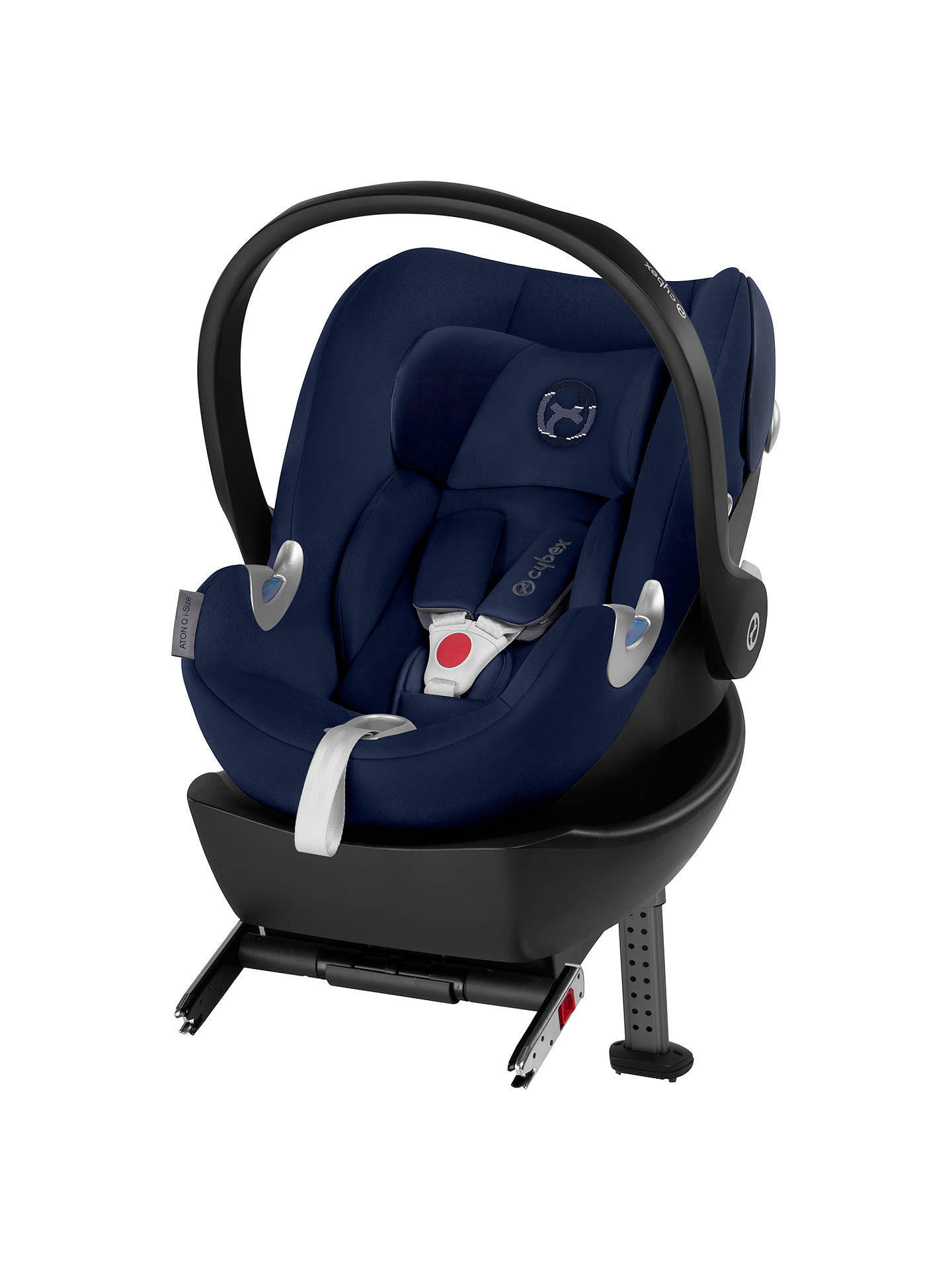 BuyCybex Aton Q Group 0 I Size Baby Car Seat Midnight Blue Online