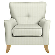 Buy John Lewis Kendal Armchair, Light Leg Online at johnlewis.com