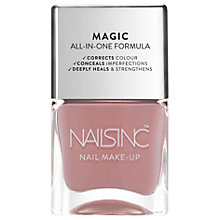 Buy Nails Inc Nail Make-Up Correct, Conceal & Heal All-In-One Formula, 14ml Online at johnlewis.com
