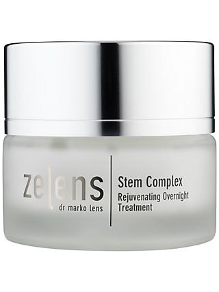Zelens Stem Complex Rejuvenating Overnight Treatment, 50ml