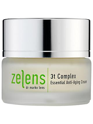 Zelens 3t Complex Essential Anti-Aging Cream, 50ml