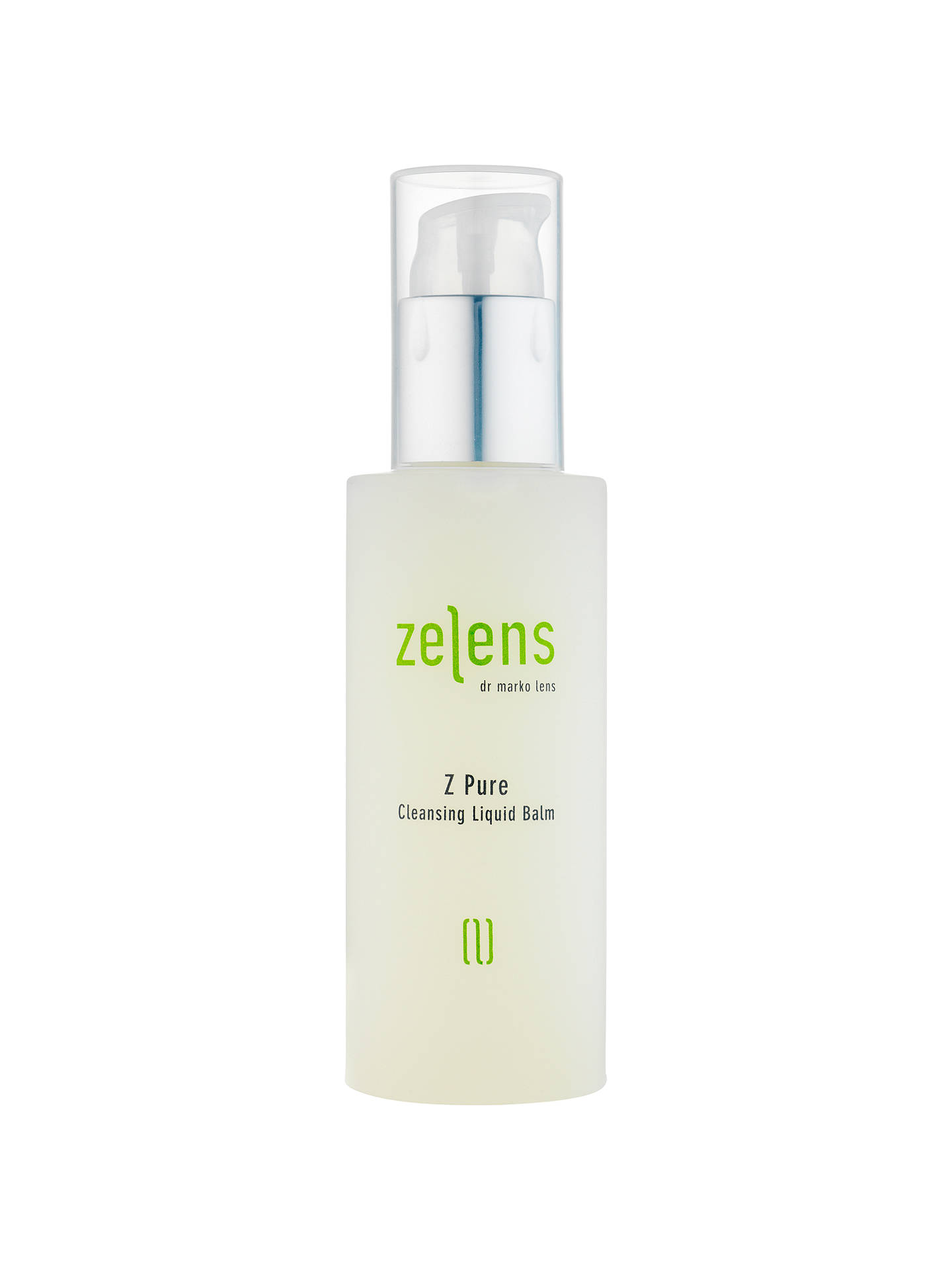 BuyZelens Z Pure Cleansing Liquid Balm, 125ml Online at johnlewis.com