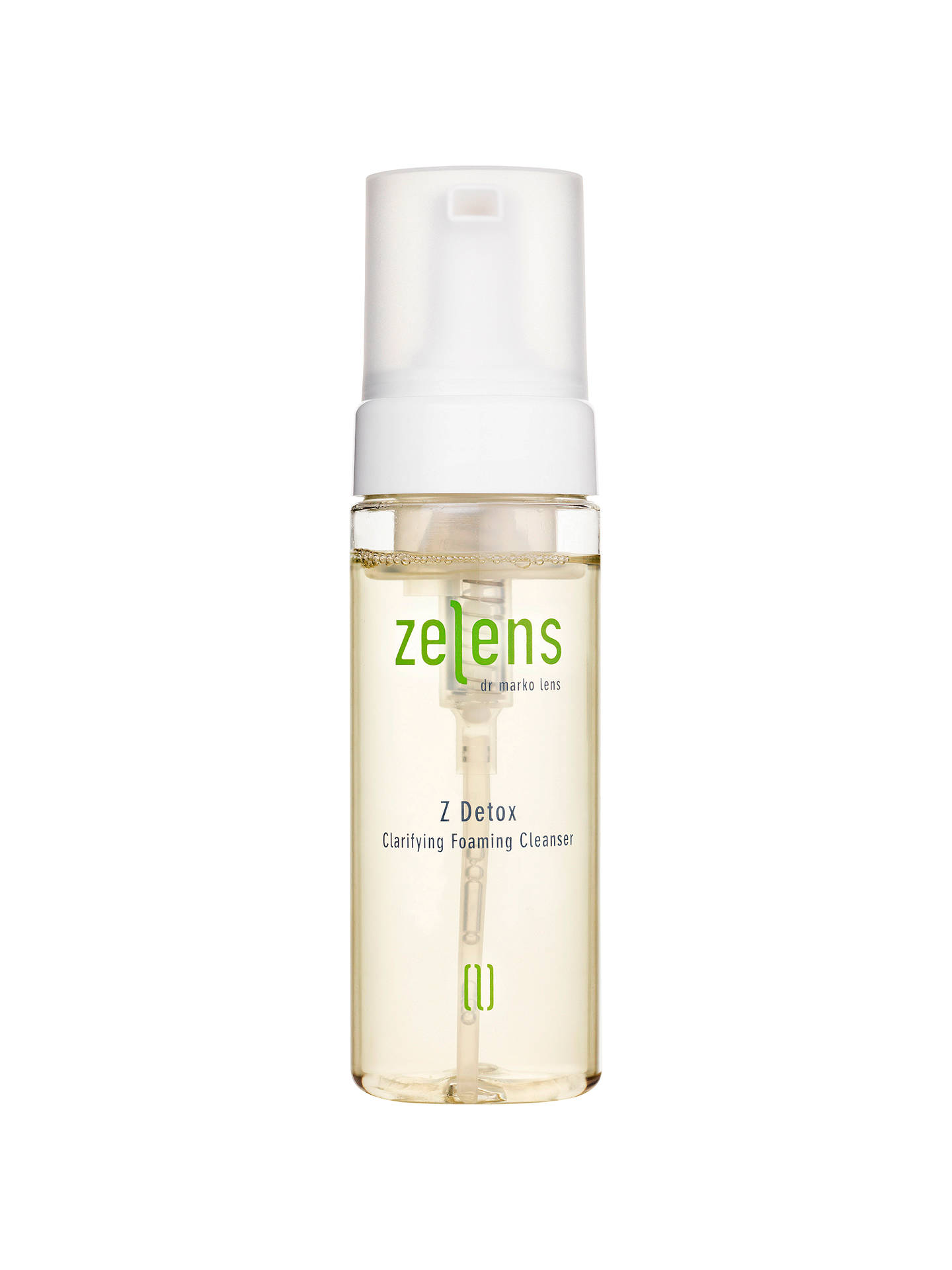 BuyZelens Z Detox Clarifying Foaming Cleanser, 150ml Online at johnlewis.com
