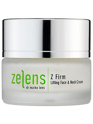 Zelens Z Firm Lifting Face & Neck Cream, 50ml