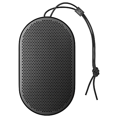 Bang & Olufsen Beoplay P2 Portable Splash-Resistant Bluetooth Speaker