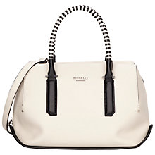 Buy Fiorelli Celia Bowler Bag, Mono Online at johnlewis.com
