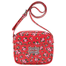 Buy Cath Kids Children's Kensington Rose Across Body Handbag, Red Online at johnlewis.com