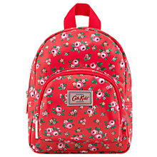 Buy Cath Kids Children's Kensington Rose Mini Rucksack, Red Online at johnlewis.com