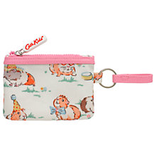 Buy Cath Kidston Children's Pet Party Pocket Purse, Pink/White Online at johnlewis.com