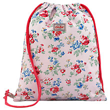 Buy Cath Kids Children's Holland Park Print Drawstring Bag, Pink Online at johnlewis.com