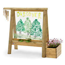 Buy Plum Products Discovery Create and Paint Easel Online at johnlewis.com
