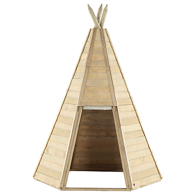 Plum Products Great Wooden Teepee Hideaway