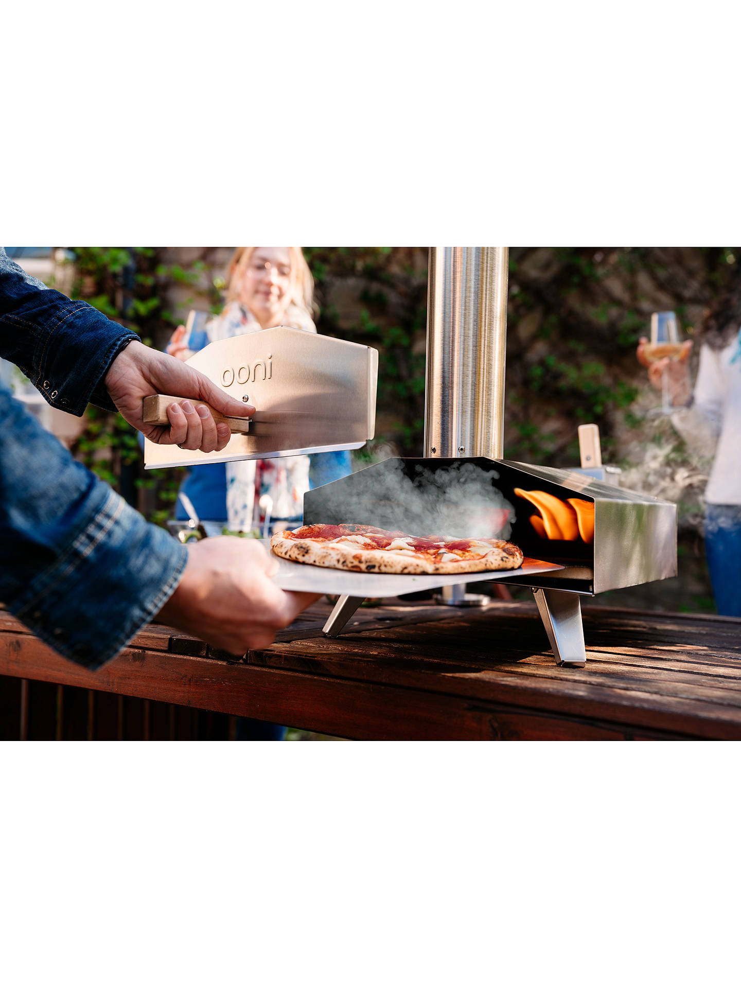 Ooni 3 Outdoor Pizza Oven