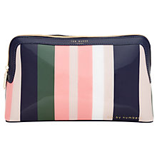 Buy Ted Baker Colour By Numbers Talliz Wash Bag, Multi Online at johnlewis.com