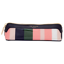 Buy Ted Baker Colour By Numbers Teresse Pencil Case, Multi Online at johnlewis.com