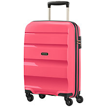 Buy American Tourister Bon Air Spinner 4-Wheel 55cm Cabin Case Online at johnlewis.com